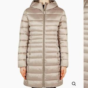 SAVE THE DUCK WOMEN'S IRIS HOODED COAT